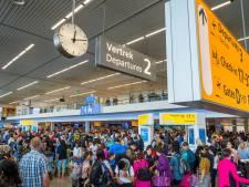Schiphol verwacht drukke aanvang van de herfstvakantie