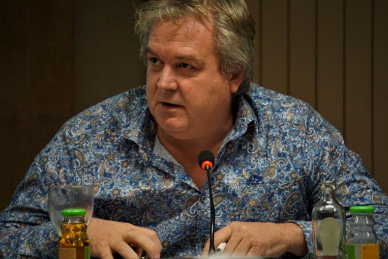 Mark Pollentier (N-VA) schrok van de felle reacties. Hij wist niet dat een collega-raadslid streed tegen kanker.
