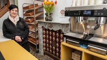 """Koffie- en broodbar Caffè 33 gaat voor zo weinig mogelijk afval: """"Onze soeplepels zijn gemaakt van maïs"""""""
