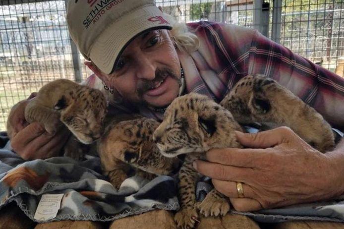 """""""Joe Exotic"""" était appelé le """"roi tigre"""""""