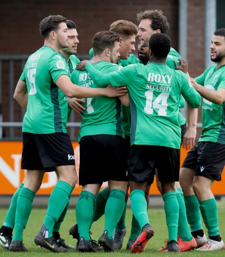Capelle wint ook tweede wedstrijd onder interim-trainer Gijs Zwaan