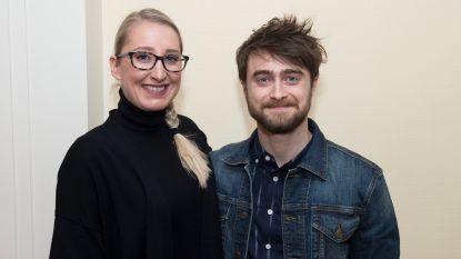 """Daniel 'Harry Potter' Radcliffe heeft de ware gevonden: """"Vroeger schaamde ik mij dat ik een nerd was. Tot ik Erin ontmoette"""""""