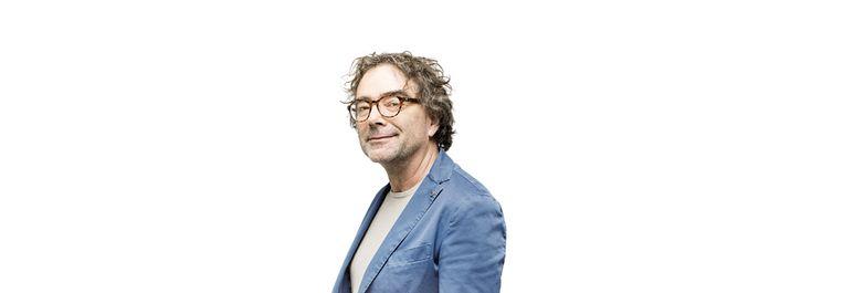 Bert Wagendorp. Beeld de Volkskrant