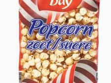 Lidl haalt opnieuw zoete popcorn uit schappen