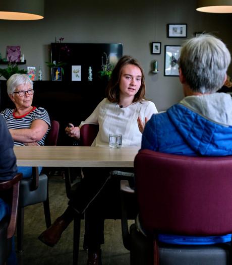 Mensen met dementie krijgen college over het strafrecht: 'Het is weer eens wat anders'