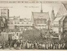 Guido de Wijs en Bart Wiekart tellen met serie columns af naar sterfdag Johan van Oldenbarnevelt