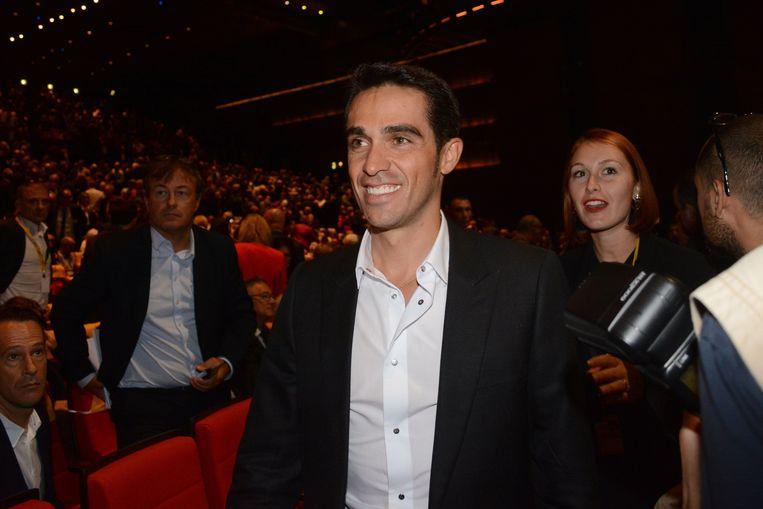 Alberto Contador verwacht een open Tour.