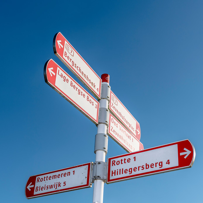 De Rotte bij het driegemeentepunt, Zuidplas, Rotterdam, Lansingerland.