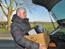 Vuurwerkfanaten veroorzaken flink oponthoud op A12 richting Arnhem