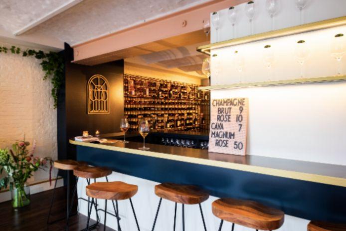 The Tasting Room, een volautomatische wijnbar in Antwerpen.