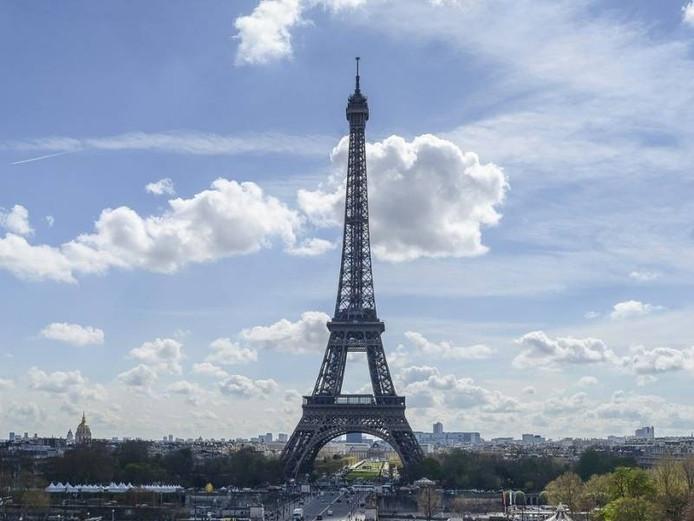 Het Kandinsky College is extra voorzichtig bij de Eiffeltoren.
