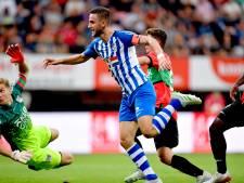 NEC onmachtig in eigen huis tegen FC Eindhoven in eerste competitieduel