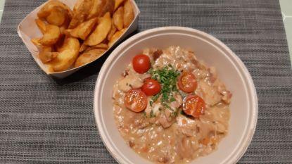 RECENSIE Takeaway - Brasserie Bar Proef: simpele gerechten in royale porties