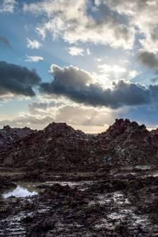 Geertjesgolf Deest: 25 miljoen ton zand en 2,5 miljoen kubieke meter klei