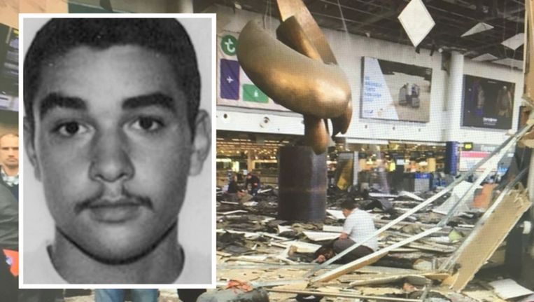 Oussama Atar, het vermoedelijke brein achter de aanslagen op 22 maart.