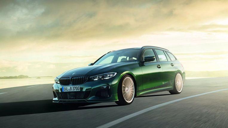 BMW-alpina-B3-Touring Beeld