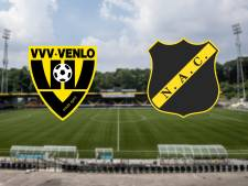 LIVE | NAC hoopt in Venlo degradatiezone te verlaten