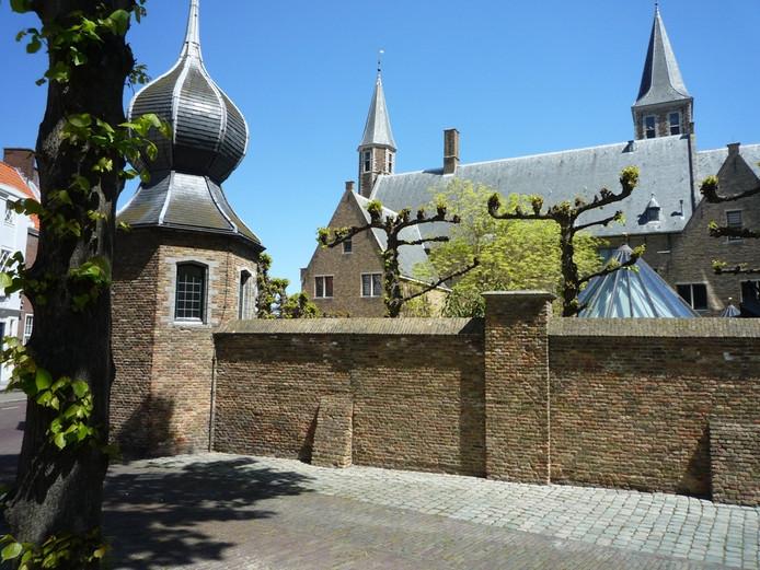 De Abdij in Middelburg