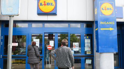 KAART. Vierde stakingsdag op rij bij Lidl: 1 vakbond ligt dwars, 100-tal winkels blijft gesloten