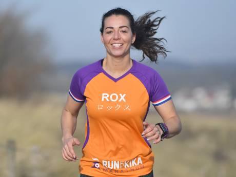 Rennend de wereld rond: Goese Roxanne jaagt op de 'big six'