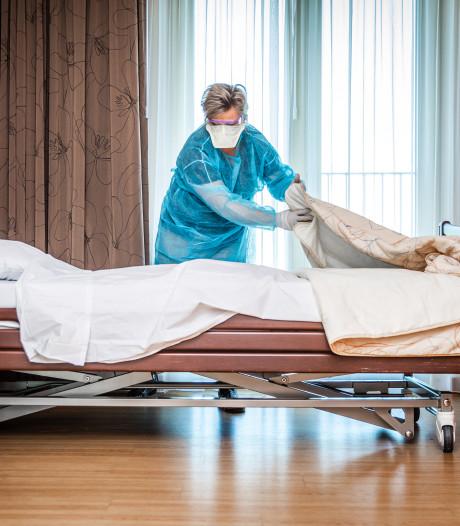 Negen keer corona in één verpleeghuis: 'Dit is heel zwaar'
