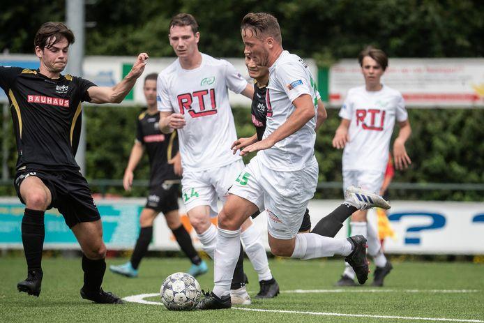 RKZVC speelt dinsdag tegen Jong De Graafschap.