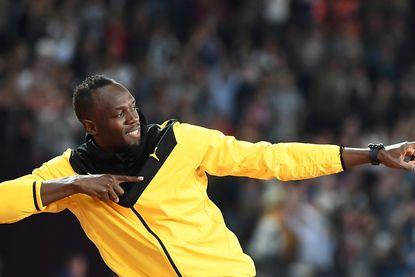 Portugese amateurclub wil Bolt aantrekken met sandwiches, gebak en bier
