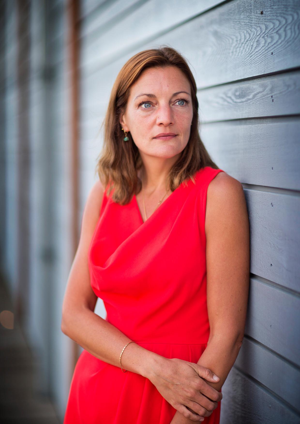 Sandra Beckerman: 'Als het me niet meer raakt, dan stop ik als Kamerlid.'  Beeld Guus Schoonewille