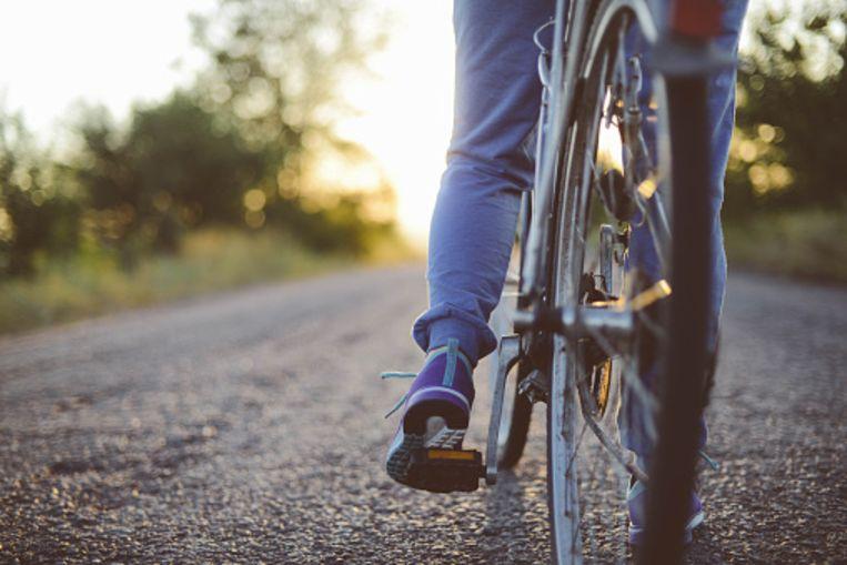 Fietsen kunnen gelabeld worden bij fietspunt Mo-Clean