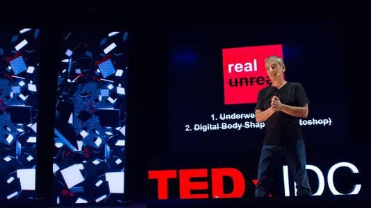 Adi Barkan spreekt op Tedx