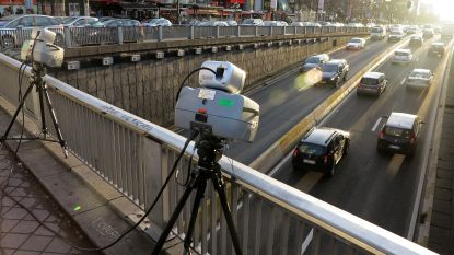 Bestuurder geflitst met 148 kilometer per uur op Liersesteenweg (N0)