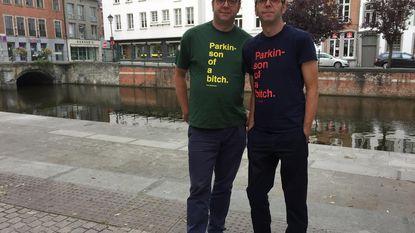 Fietstocht voor parkinsonpatiënt Maarten (38)