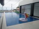 Natuurlijk heeft de villa een zwembad
