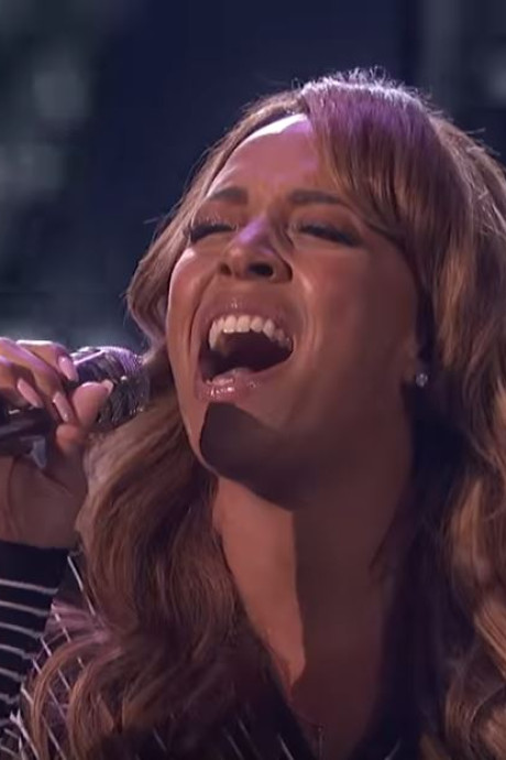 Glennis Grace zingt vlekkeloos in finale: 'Sensationeel!'