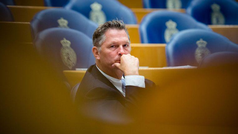 André Bosman, hier in de Tweede Kamer. Beeld Anp