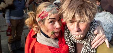 Figuranten van Dickens Festijn Drunen schitteren voor een recordaantal bezoekers