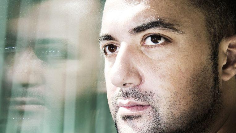 Özcan Akyol: 'Ik vind oprecht niet dat ik iets verkeerd doe.' Beeld Sanne De Wilde