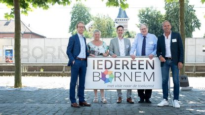 Vier partijen trekken samen naar de kiezer