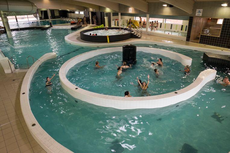 Poperinge - Zwembad De Kouter -
