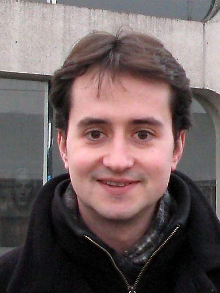 Didier Kerckhof van Euro Shop.