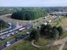 Provincie wil bijdragen aan betere aansluiting A1/A30