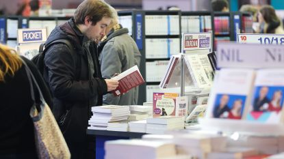 Vlaanderen volgend jaar eregast op Franstalige boekenbeurs Foire du Livre
