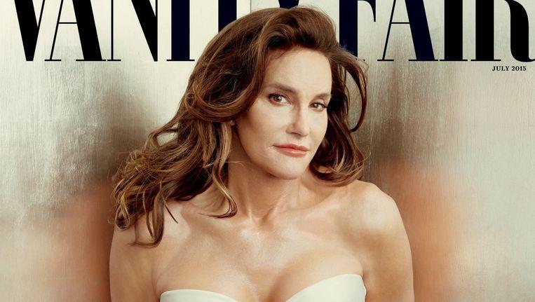 Caitlyn Jenner op de cover van Vanity Fair