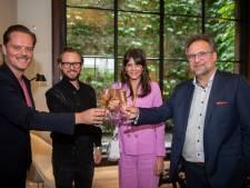 Antwerps hotelseizoen officieel ingezet door Astrid en Bram Coppens