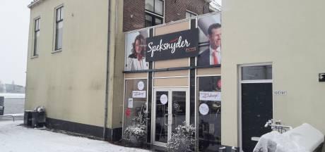 Appartementen in voormalige Kamper modezaak Speksnijder