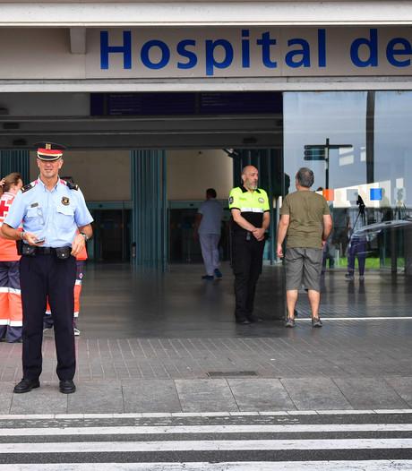 Ommense slachtoffer Barcelona van de intensive care en stabiel