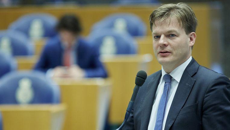 CDA-kamerlid Pieter Omtzigt: