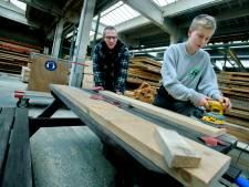 Duurzaam bouwen doe je zo: hergebruik tot in het extreme bij natuurcentrum Zwijndrecht