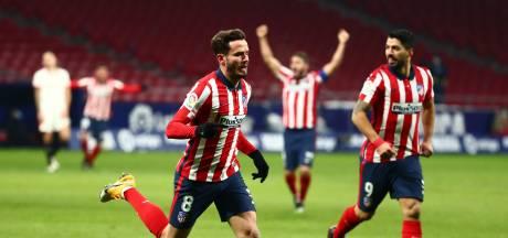 Atlético steviger aan de leiding in La Liga door zege op Sevilla