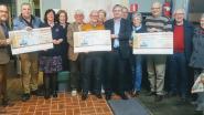 Sint-Truiden Solidair schenkt 2.650 euro aan drie sociale initiatieven